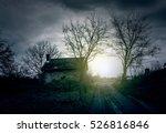 spooky house | Shutterstock . vector #526816846