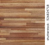 brown wood plank wall texture... | Shutterstock . vector #526824718