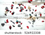 valentine's day | Shutterstock . vector #526922338