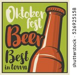 vector banner with bottles of... | Shutterstock .eps vector #526925158