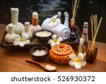 soft and select focus spa... | Shutterstock . vector #526930372