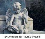 Beautiful Angel Child Statue...