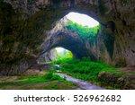 Devetashka Cave In Bulgaria ...