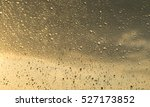 raindrops on glass | Shutterstock . vector #527173852