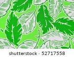 tropical background design | Shutterstock . vector #52717558