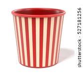 realistic 3d render of popcorn... | Shutterstock . vector #527181256