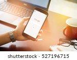 bangkok thailand  december 2... | Shutterstock . vector #527196715
