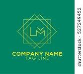 lm logo | Shutterstock .eps vector #527249452