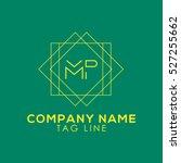 mp logo | Shutterstock .eps vector #527255662