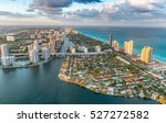 causeway  river and skyline of... | Shutterstock . vector #527272582