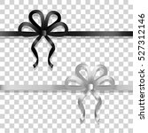 Illustration Of Two Ribbons...