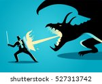 business concept illustration... | Shutterstock .eps vector #527313742