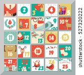 Advent Calendar For Opening On...