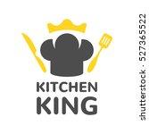 food studio vector logo concept....   Shutterstock .eps vector #527365522