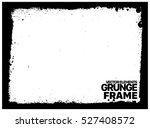 grunge frame   abstract texture.... | Shutterstock .eps vector #527408572
