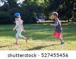 Happy Children Running Around...