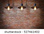 vintage metallic lanterns ...   Shutterstock . vector #527461402
