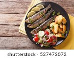 Grilled Sardines With Roasted...