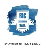 big sale banner design.vector... | Shutterstock .eps vector #527515072