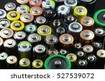 Batteries Of Different Types...