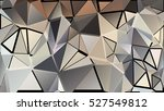 abstract pattern consisting of... | Shutterstock .eps vector #527549812