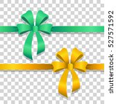 Two Ribbons With Bows On...