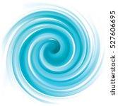 vibrant tiffany gyre helix... | Shutterstock .eps vector #527606695