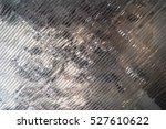 reflective metal surface | Shutterstock . vector #527610622
