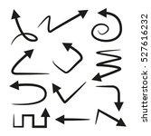 arrows | Shutterstock .eps vector #527616232