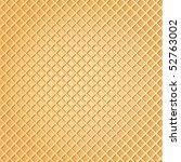 vector wafer background | Shutterstock .eps vector #52763002