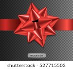 realistic detailed shiny satin... | Shutterstock .eps vector #527715502