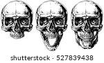 a vector illustration set of... | Shutterstock .eps vector #527839438