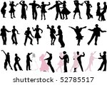 illustration with different... | Shutterstock . vector #52785517