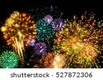 firework | Shutterstock . vector #527872306