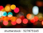 Abstract Background Of Bokeh...