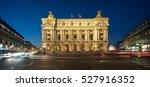 palais or opera garnier   the...   Shutterstock . vector #527916352