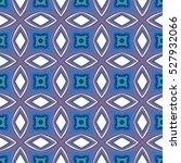 ornamental symmetric... | Shutterstock . vector #527932066