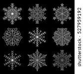 amazing original intricate... | Shutterstock .eps vector #527959192