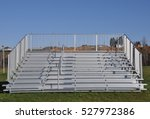 front view of sturdy steel...   Shutterstock . vector #527972386