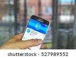 montreal  canada   june 23 ... | Shutterstock . vector #527989552
