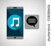 smartphone music online message ...