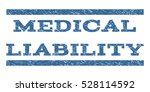 medical liability watermark... | Shutterstock .eps vector #528114592