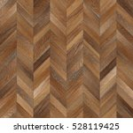 chevron natural parquet... | Shutterstock . vector #528119425