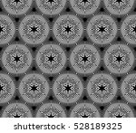 volume seamless pattern of... | Shutterstock .eps vector #528189325