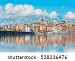 golden horn against galata... | Shutterstock . vector #528236476