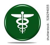 medicine icon. internet button... | Shutterstock . vector #528294055