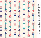 vector arrows pattern. modern... | Shutterstock .eps vector #528311176