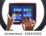 kazan  russia  july 17  2015 ... | Shutterstock . vector #528315202