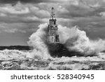 Big Storm Near An Old...