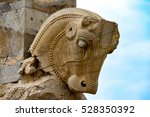 persepolis is situated... | Shutterstock . vector #528350392